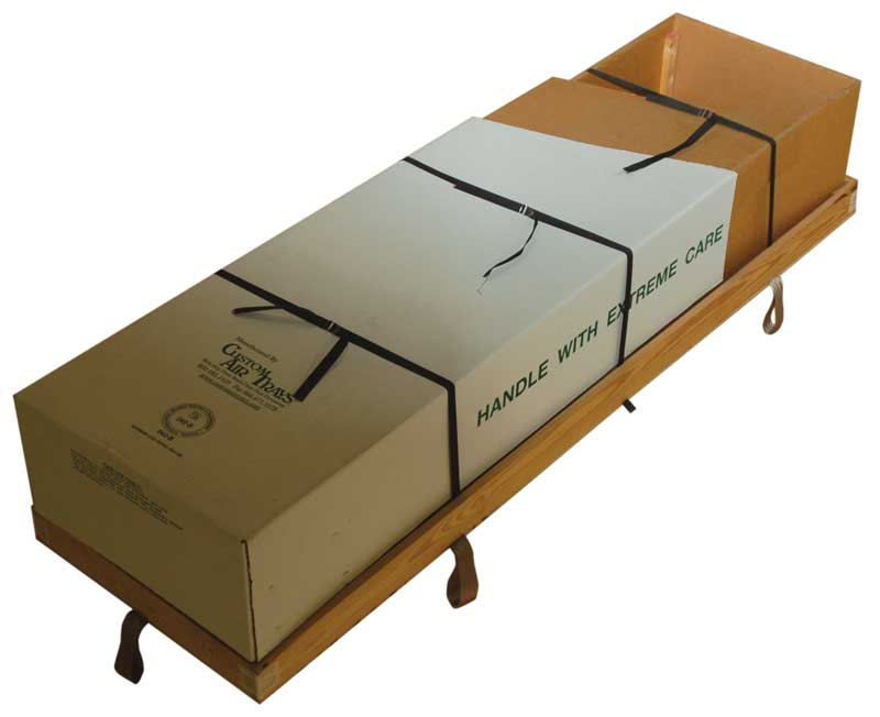 custom air trays